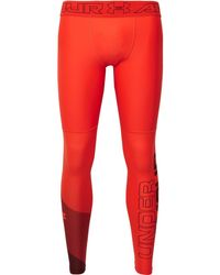 Under Armour - Vanish Heatgear Compression Tights - Lyst