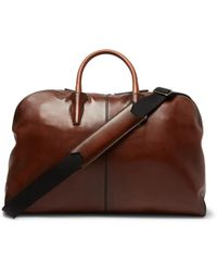 Berluti - Bowling Gm Leather Holdall - Lyst