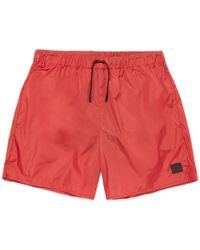 Acne Studios - Perry Mid-length Swim Shorts - Lyst