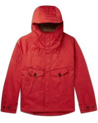C P Company - Tempest Shell Anorak - Lyst