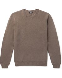 Theory - Cashmere Jumper - Lyst