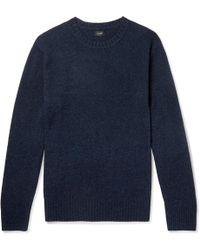 J.Crew - Merino Wool-blend Sweater - Lyst