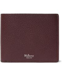 Mulberry - Full-grain Leather Billfold Wallet - Lyst