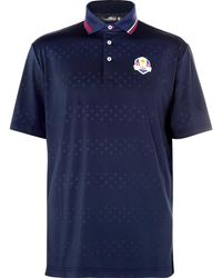 RLX Ralph Lauren - Tech-piqué Golf Polo Shirt - Lyst