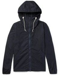 Arpenteur - Cotton-shell Hooded Jacket - Lyst