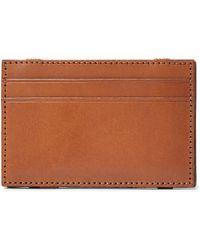 J.Crew - Magic Leather Wallet - Lyst