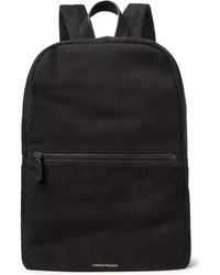 Common Projects - Suede Backpack - Lyst