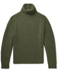 Brioni - Cashmere Rollneck Sweater - Lyst