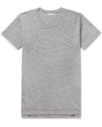 John Elliott - Mercer Mélange Jersey T-shirt - Lyst