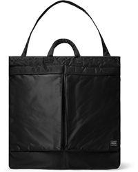 Porter - Tanker Padded Nylon-blend Tote Bag - Lyst