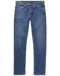 Sandro - Pixies Skinny-fit Stretch-denim Jeans - Lyst