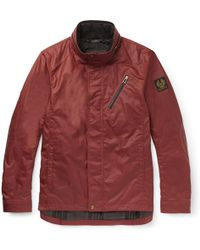 Belstaff | Citymaster 2.0 Waxed-cotton Jacket | Lyst