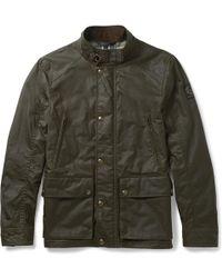 Belstaff - Tourmaster Waxed-cotton Jacket - Lyst