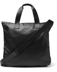 Common Projects - Leather Tote Bag - Lyst