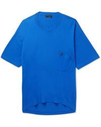 Balenciaga - Europe 2018 Oversized Printed Cotton-jersey T-shirt - Lyst