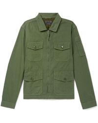 J.Crew - Cotton Field Jacket - Lyst