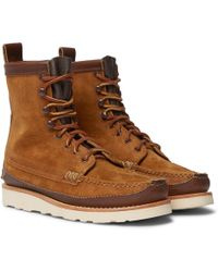 Yuketen - Maine Guide Db Leather Boots - Lyst