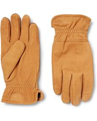 Hestra - Ymer Fleece-lined Nubuck Gloves - Lyst