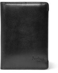 Berluti - Bifold Leather Cardholder - Lyst