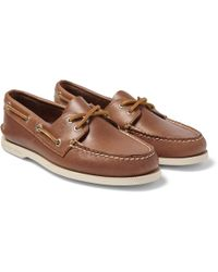 Sperry Top-Sider - Authentic Original Leather Boat Shoes - Lyst