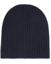 Alex Mill - Ribbed Cashmere Beanie - Lyst