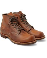 Red Wing - 3343 Blacksmith Leather Boots - Lyst