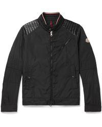 Moncler - Premont Shell Racer Jacket - Lyst
