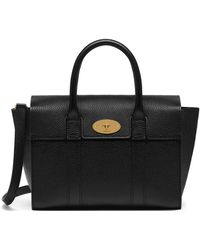 Mulberry - Small Bayswater Satchel Bag - Lyst