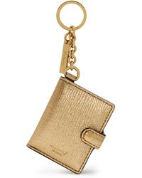 Mulberry - Portrait Keyring - Lyst