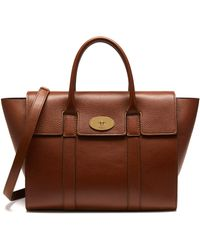Mulberry - Bayswater With Strap - Lyst