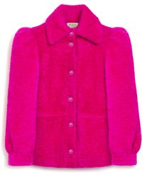 Mulberry - Mary Jacket - Lyst