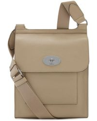Mulberry - New Antony In Dune Small Classic Grain - Lyst