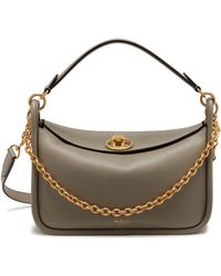 Mulberry - Small Leighton - Lyst