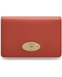 Mulberry - Plaque Card Holder - Lyst