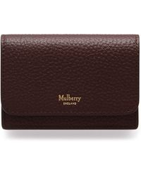Mulberry - Continental Card Holder - Lyst
