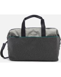 Ted Baker - Cheetz Core Nylon Holdall Bag - Lyst