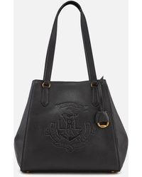 Lauren by Ralph Lauren - Merrimack Reversible Medium Tote Bag - Lyst