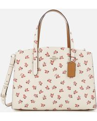 COACH - Women's Charlie Carryall - Lyst