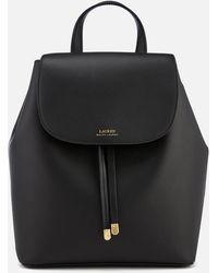 Lauren by Ralph Lauren - Dryden Flap Medium Backpack - Lyst