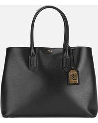 Lauren by Ralph Lauren - Tate City Tote Bag - Lyst