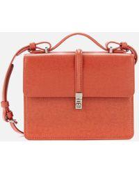 14139f4401d2 Vivienne Westwood Women s Sofia Medium Shoulder Bag in Pink - Lyst