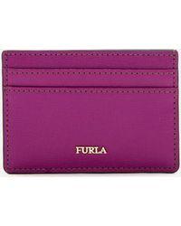 Furla - Babylon Small Credit Card Case - Lyst
