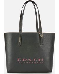 COACH - Crossgrain Leather 195 Tote Bag - Lyst