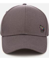 Paul Smith - Accessories Men's Zebra Logo Cap - Lyst