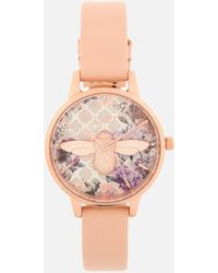 Olivia Burton - Glasshouse Watch - Lyst