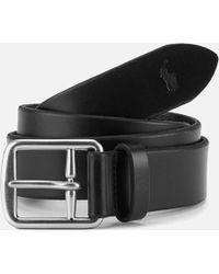 Polo Ralph Lauren - Men's Saddle Leather Belt - Lyst