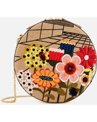 Orla Kiely - Embroidery Bobby Bag - Lyst