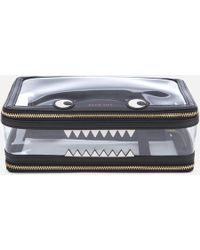 Anya Hindmarch - Inflight Monster Perspex Case - Lyst