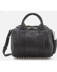 Alexander Wang - Rockie Pebble Leather Bag - Lyst