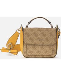 Guess - Kathryn Mini Shoulder Bag - Lyst